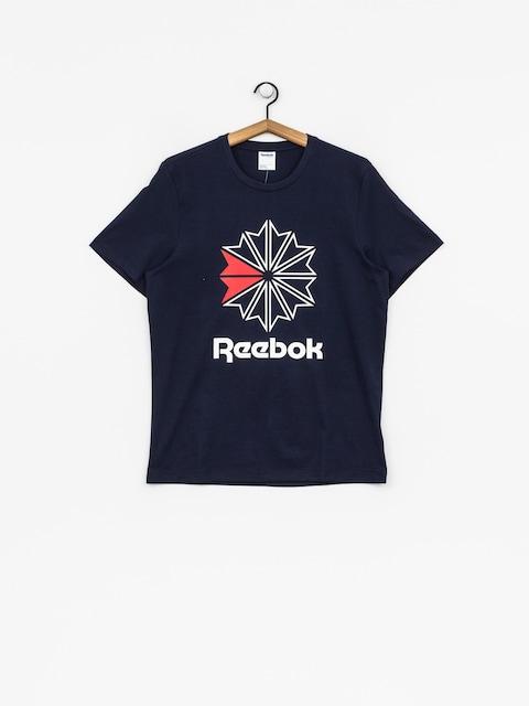 Tričko Reebok F Gr (collegiate navy/white/primal red)
