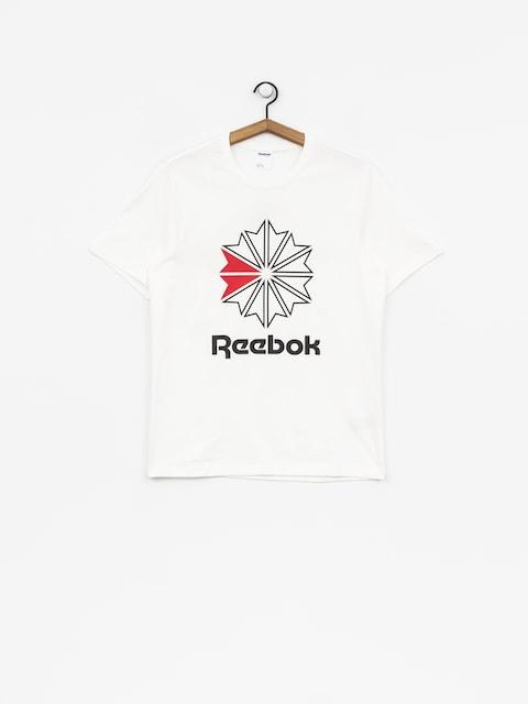 Tričko Reebok F Gr (white/black)