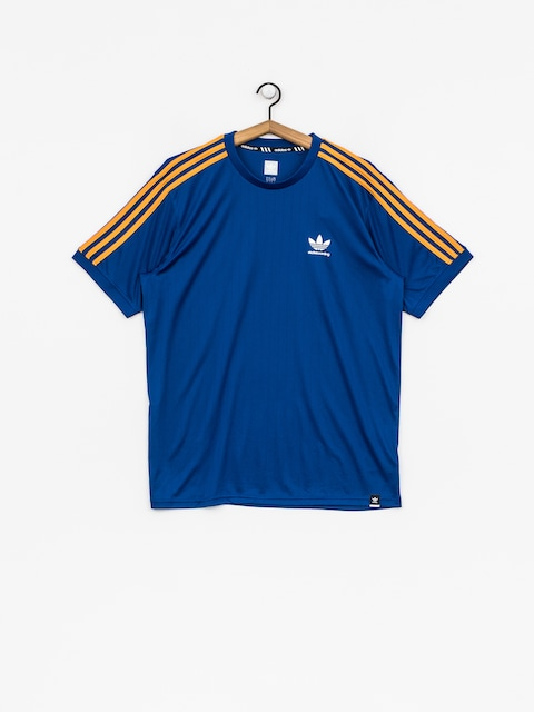 Tričko adidas Bluza Clima Club Jers (collegiate royal/tactile yellow f17)