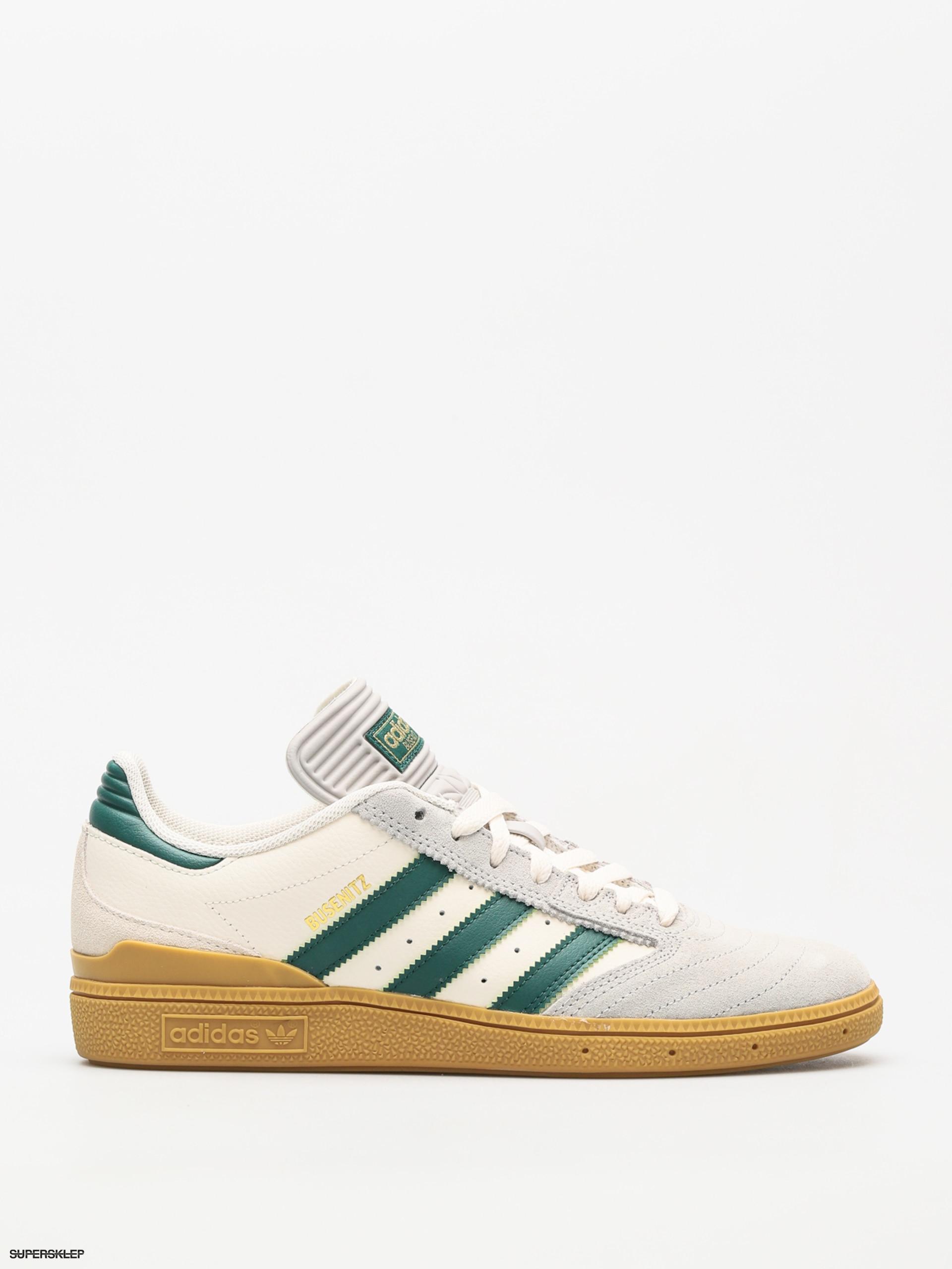 9b70778ba Topánky adidas Busenitz (grey two f17/collegiate green/gum 3)