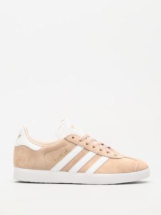 Topánky adidas Originals Gazelle Wmn (ashpea/ftwwht/linen)