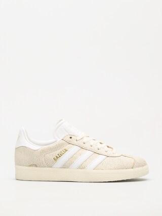 Topu00e1nky adidas Originals Gazelle Wmn (owhite/ftwwht/owhite)