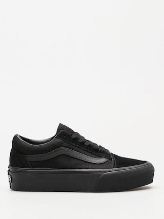 Topánky Vans Old Skool Platform (black/black)