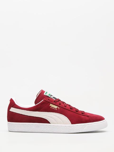 Topánky Puma Suede Classic (cabernet/white)