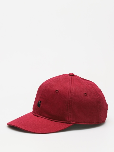 Šiltovka Carhartt WIP Madison Logo ZD (mulberry/black)