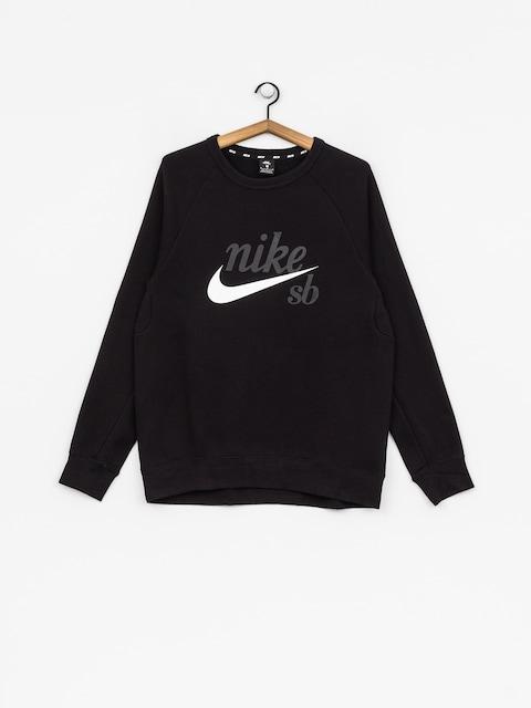 Mikina Nike SB Sb Icon (black/white)