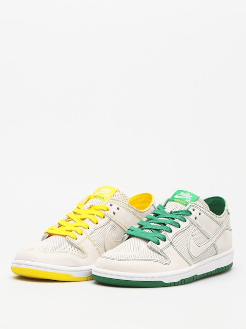 Topánky Nike SB Sb Zoom Dunk Low Pro Decon Qs (white/white aloe verde)