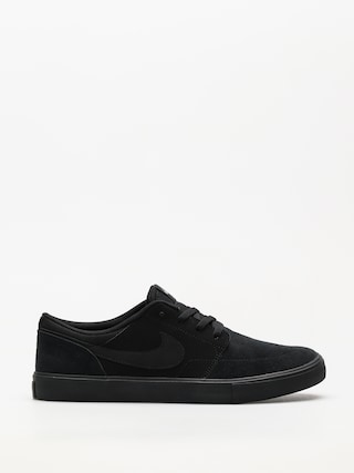 Topánky Nike SB Sb Solarsoft Portmore II (black/black)