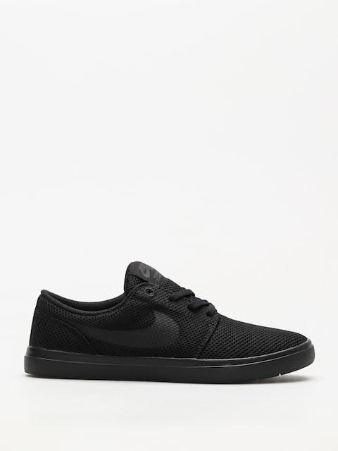 Topánky Nike SB Sb Portmore II Ultralight (black/black anthracite)