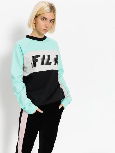 Mikina Fila Layton Colour Block Wmn