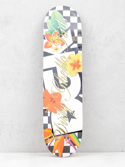 Doska DGK Tropical (black/white)
