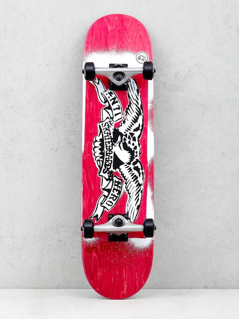 Skateboard Antihero Stencil Eagle (red)