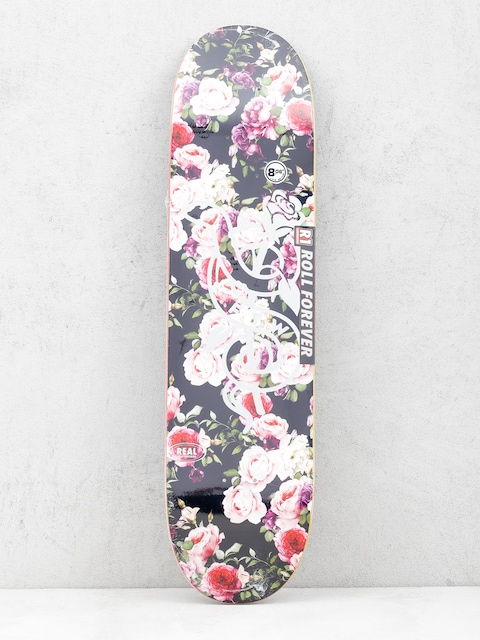 Doska Real Bloom (black/rose)