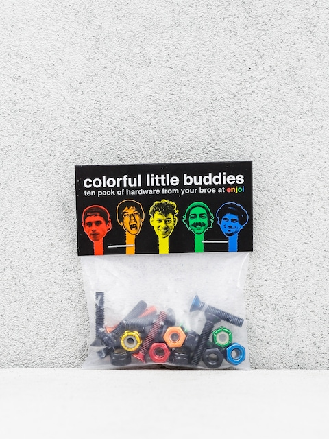 Skrutky Enjoi Colorful Little Buddies Phillips (multi)