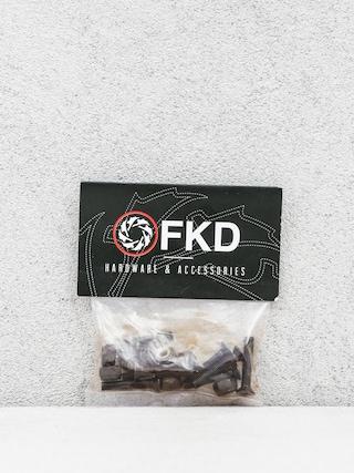 Skrutky FKD Phillips Hardware (black)
