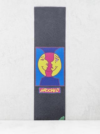Grip Mob Skateboards Krooked Moon Smile (black)