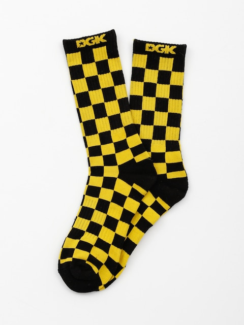 Ponožky DGK Taxi (yellow)