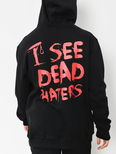 Mikina s kapucňou Diamante Wear I See Dead Haters HD