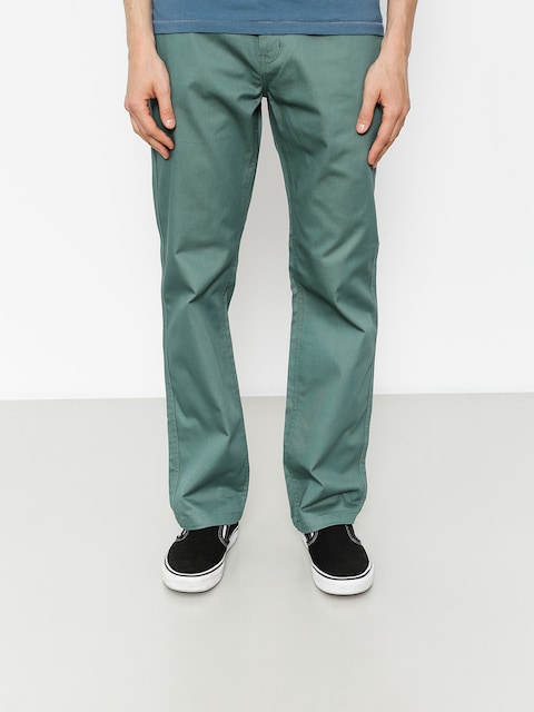 Nohavice Emerica Defy Chino (hunter green)