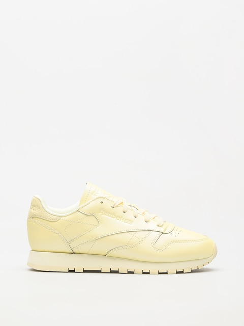 Topánky Reebok Classic Leather Wmn (mid washed yellow)