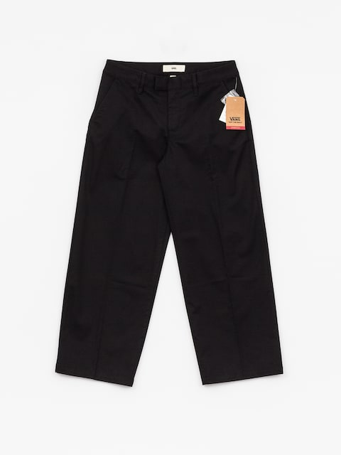 Nohavice Vans Authentic Wide Leg Wmn (black)
