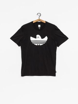 Tričko adidas Solid Shmoo (black/white)