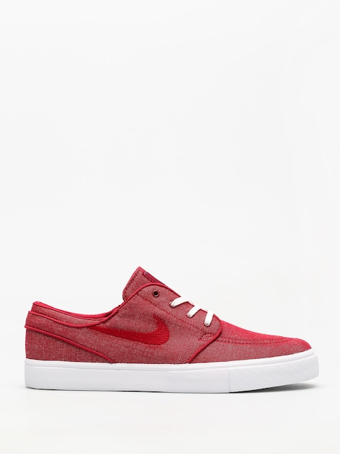 Topánky Nike SB Zoom Sb Stefan Janoski Canvas (red crush/red crush white)