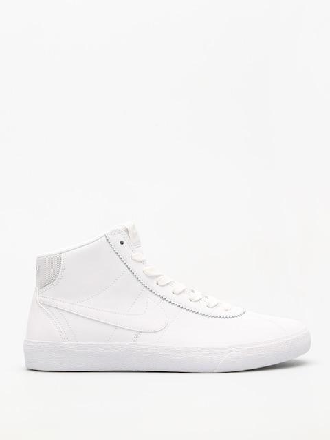 Topánky Nike SB Sb Bruin Hi Wmn (white/white vast grey)