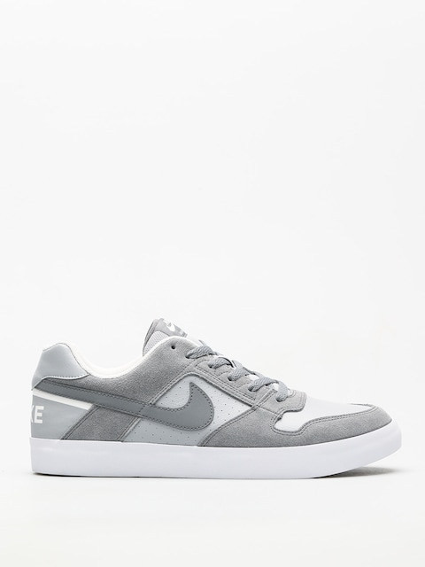Topánky Nike SB Sb Delta Force Vulc (cool grey/cool grey wolf grey white)