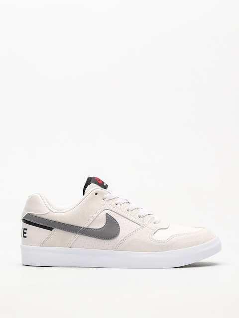 Topánky Nike SB Sb Delta Force Vulc (vast grey/gunsmoke black red crush)