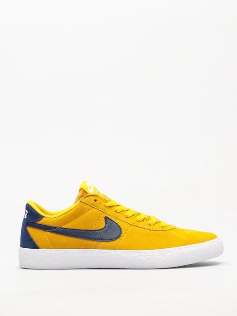 Topánky Nike SB Sb Bruin Lo Wmn (yellow ochre/blue void white)