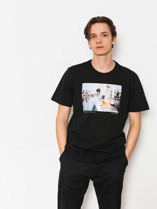 Tričko adidas City Photo (black)