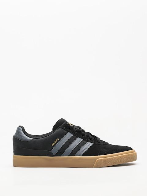 Topánky adidas Busenitz Vulc (core black/onix/gum4)