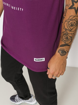 Tričko Diamante Wear Members (purple)