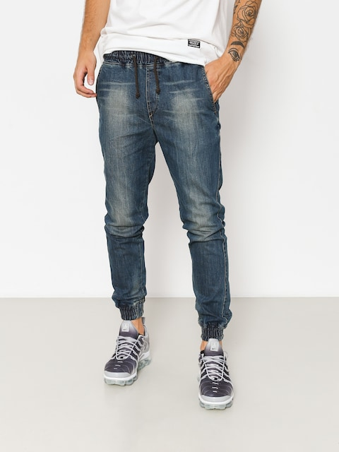 Nohavice Diamante Wear Rm Jogger (paint jeans)