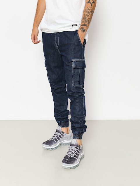 Nohavice Diamante Wear Rm Hunter Jogger (dark jeans)