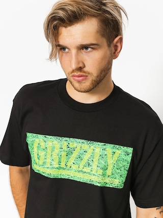Triu010dko Grizzly Griptape Fresh Cut Box Logo (black)