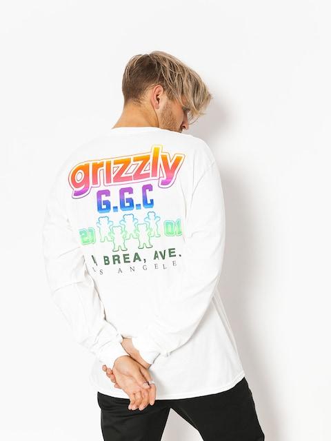 Triko Grizzly Griptape All Stars (white)