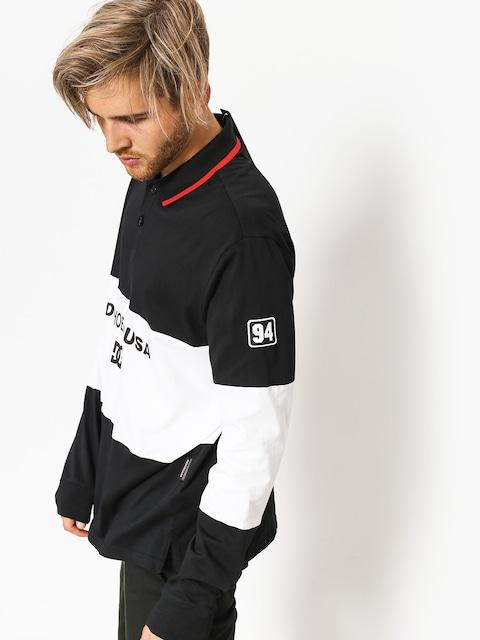 Tričko Polo DC Emerson (black)