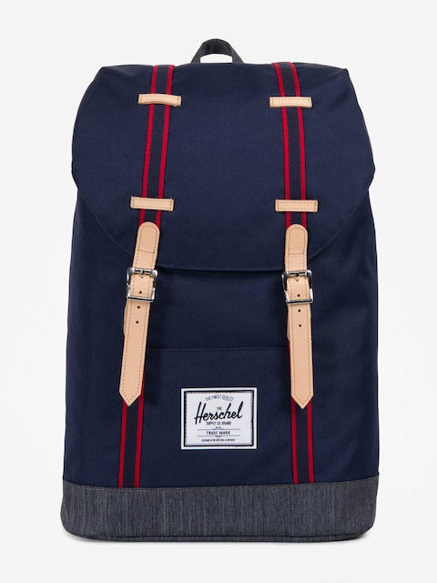 Batoh Herschel Supply Co. Retreat (peacoat/dark denim)