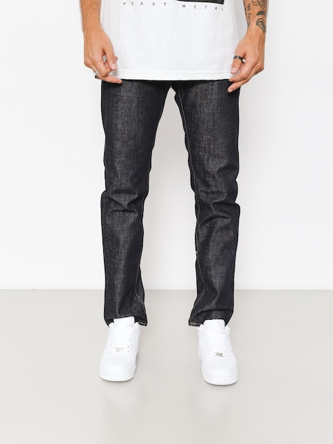 Nohavice Carhartt WIP Klondike (blue denim 12 oz/blue rigid)