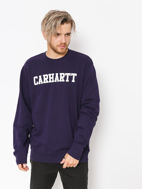 Mikina Carhartt WIP College (lakers/white)