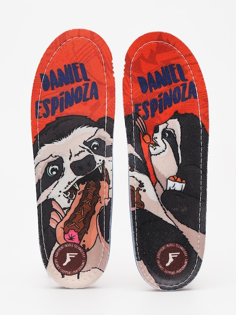 Vložky do topánok Footprint Daniel Espinoza