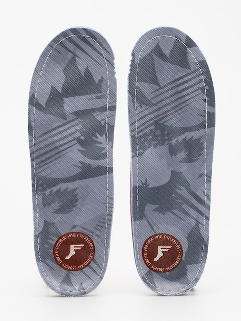 Vložky do topánok Footprint Gamechanger Insole (grey camo)