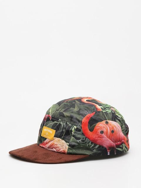 Šiltovka Malita Flamingo ZD (yellow brand)