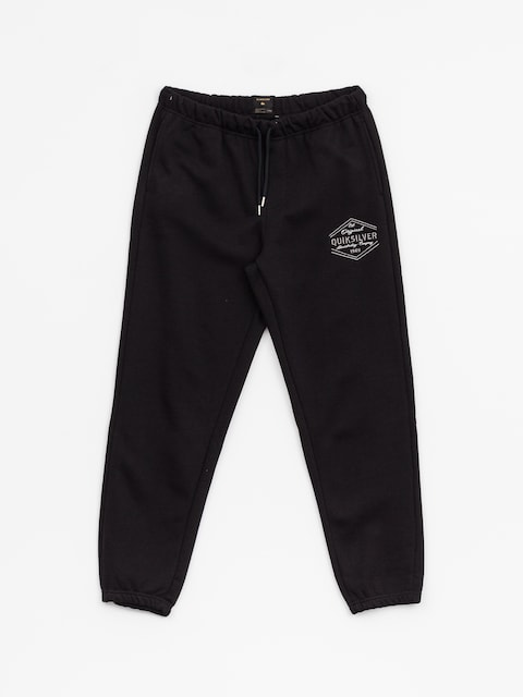 Nohavice Quiksilver Trackpant Scree Drs (black)