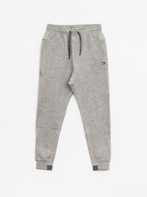 Nohavice Quiksilver Quikbond Fleece Pant Drs (light grey heather)