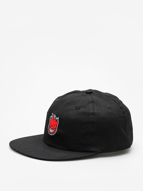 Šiltovka Spitfire Lil Bh Fill Strp ZD (black/red)