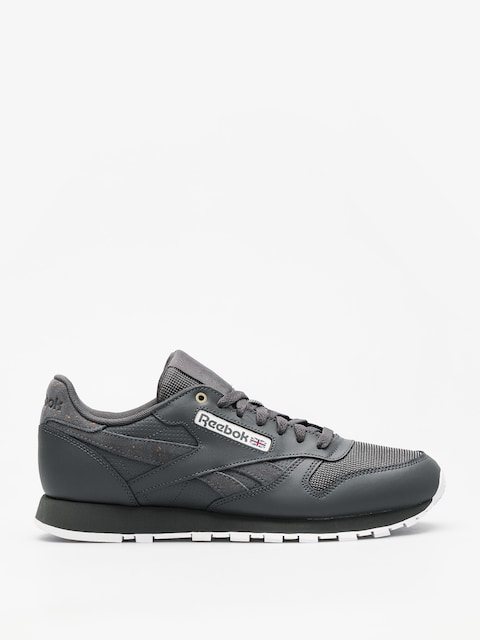 Topánky Reebok Cl Leather Mu (mc stealth/banana/white)