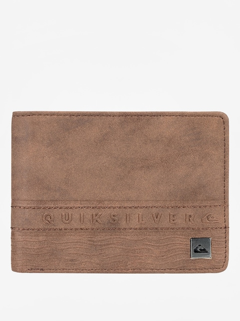 Peňaženka Quiksilver Every Day Stripe 3 (chocolate)